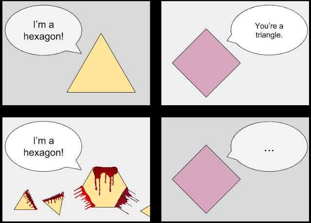 I'm A Hexagon